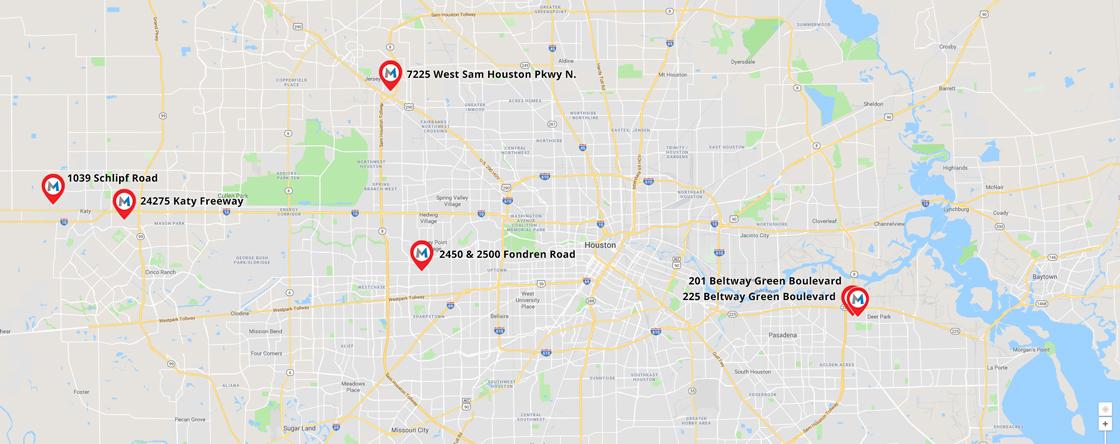 Mars Properties in Houston